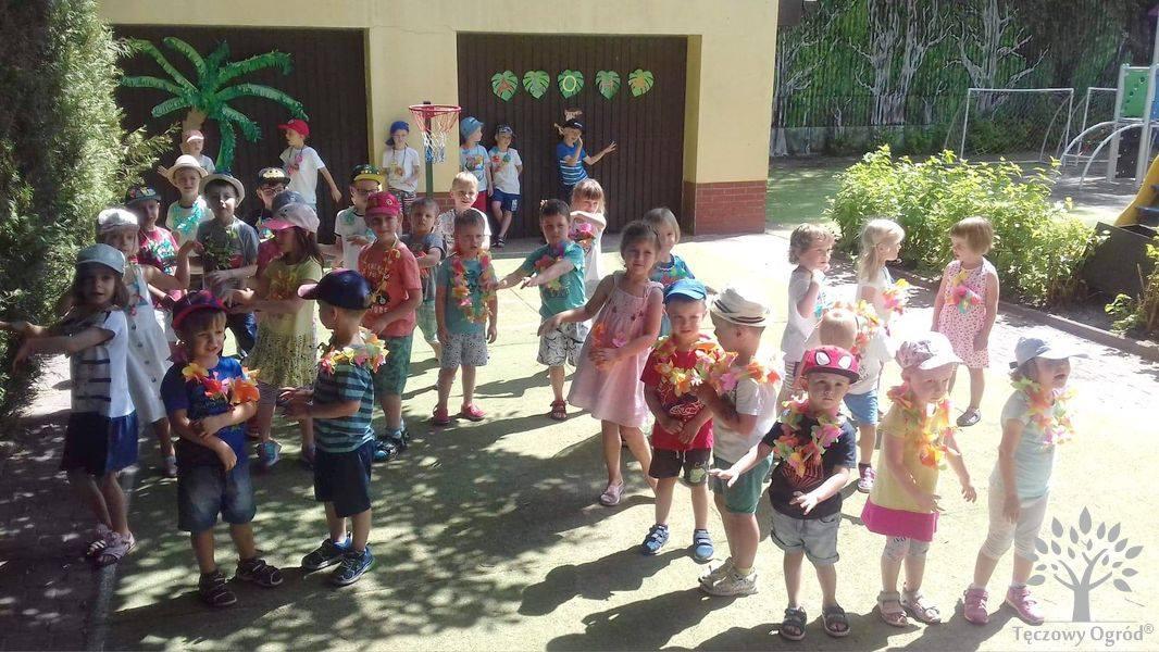 Dwujęzyczne Przedszkole Tęczowy Ogród