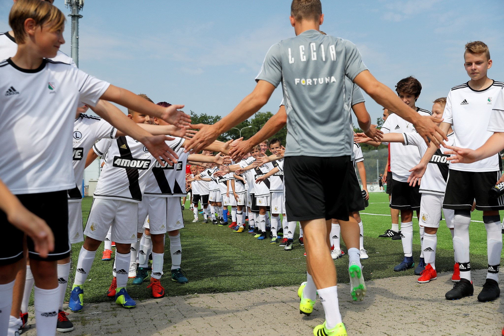 Legia Soccer Schools