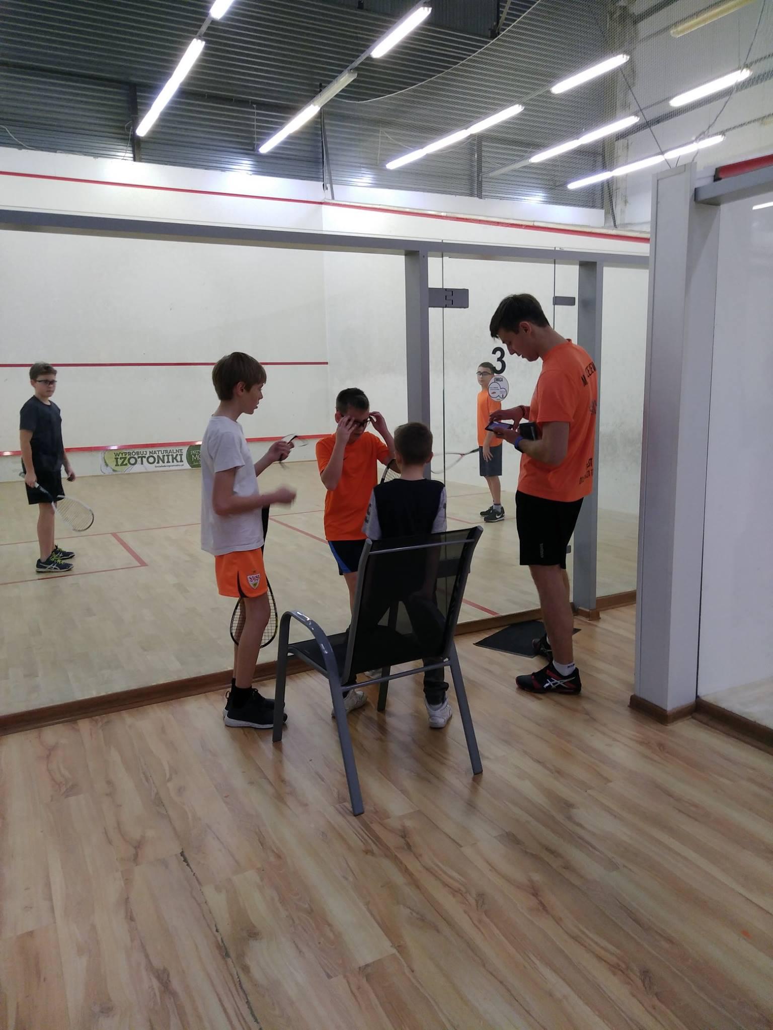 Squash Odlewnicza 7