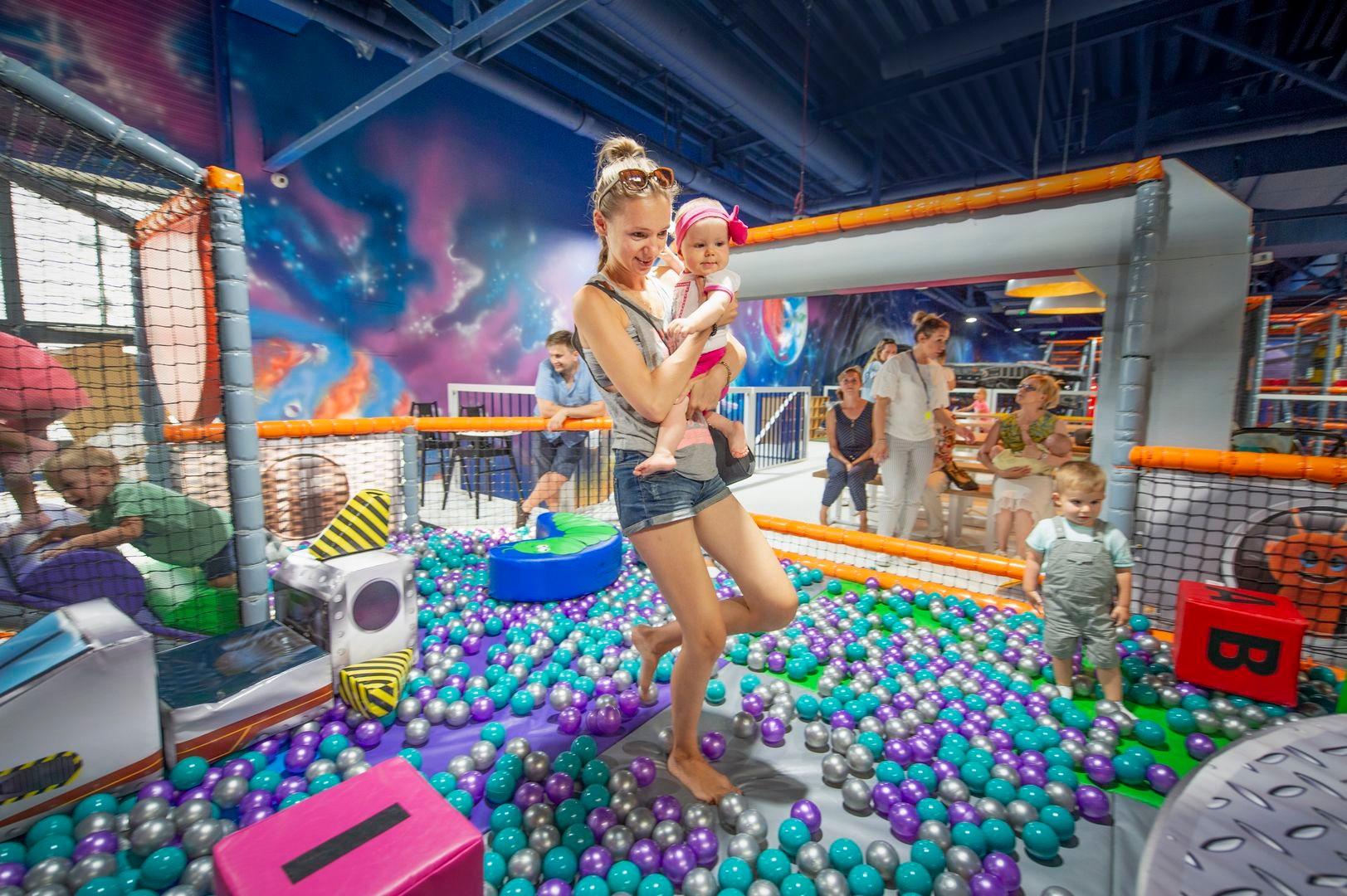 AIRO Kosmiczna Sala Zabaw