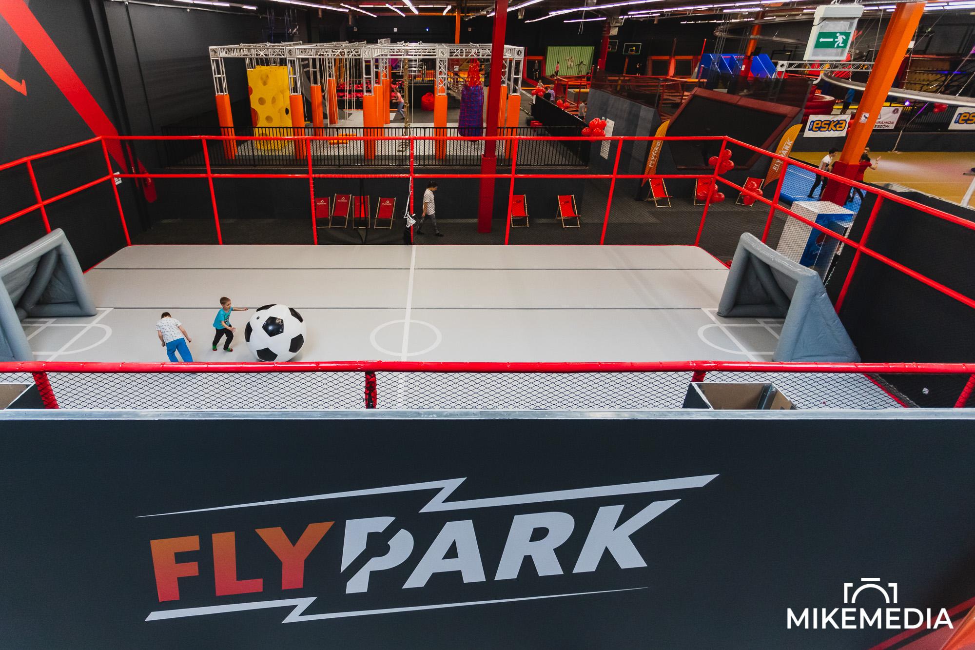 FlyPark Poznań